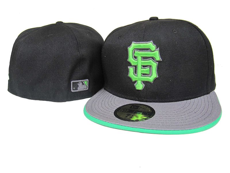 San Francisco Giants MLB Fitted Hat LX21