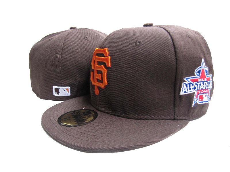 San Francisco Giants MLB Fitted Hat LX22