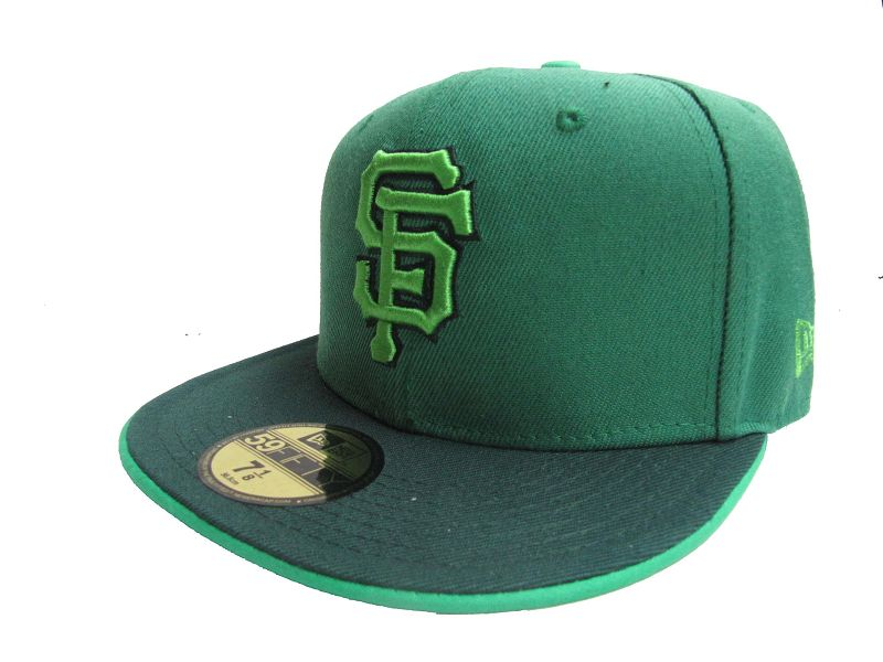 San Francisco Giants MLB Fitted Hat LX23