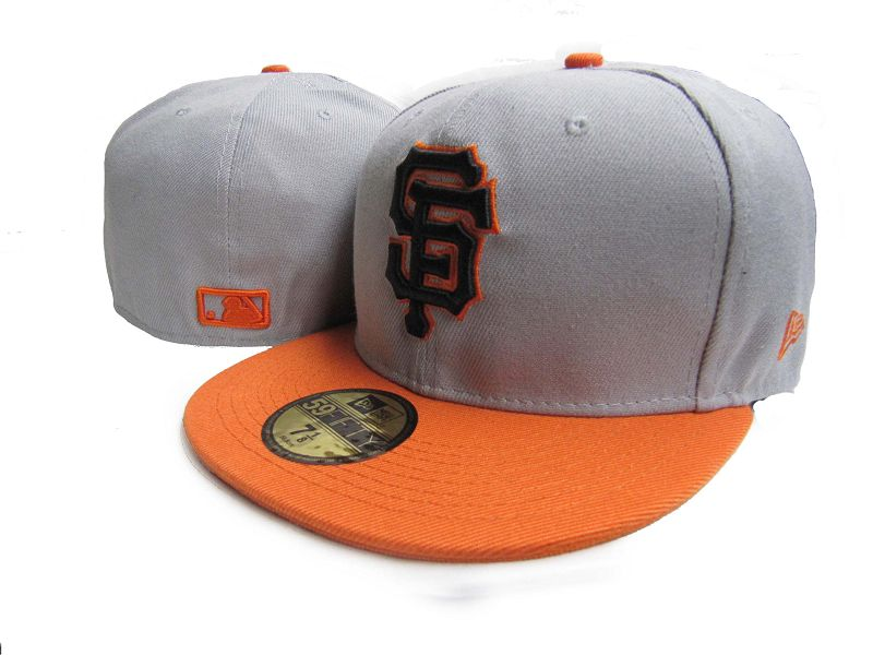San Francisco Giants MLB Fitted Hat LX24