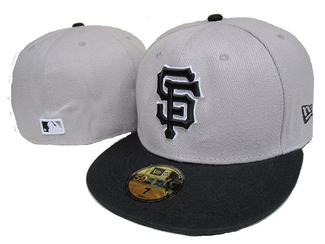 San Francisco Giants MLB Fitted Hat LX26