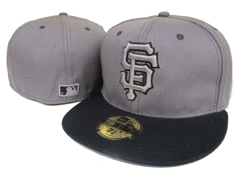 San Francisco Giants MLB Fitted Hat LX27