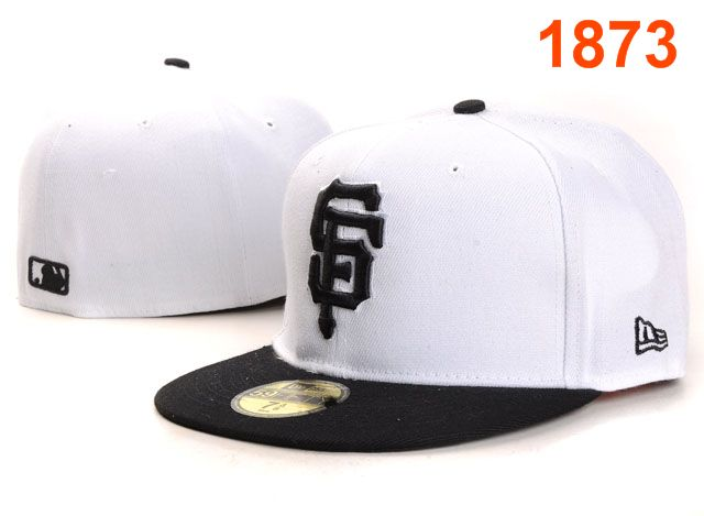 San Francisco Giants MLB Fitted Hat PT12
