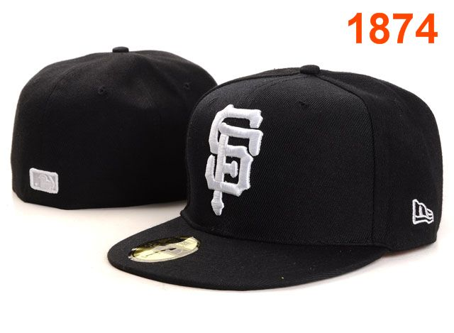 San Francisco Giants MLB Fitted Hat PT13