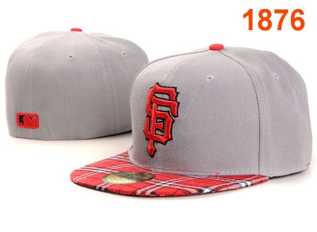 San Francisco Giants MLB Fitted Hat PT14