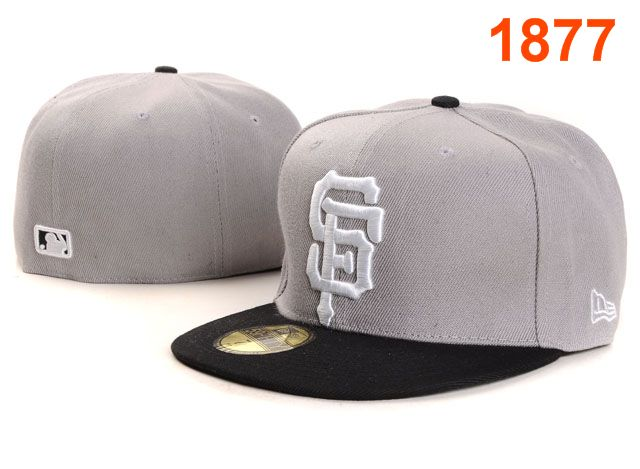San Francisco Giants MLB Fitted Hat PT15