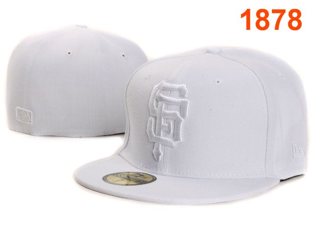 San Francisco Giants MLB Fitted Hat PT16