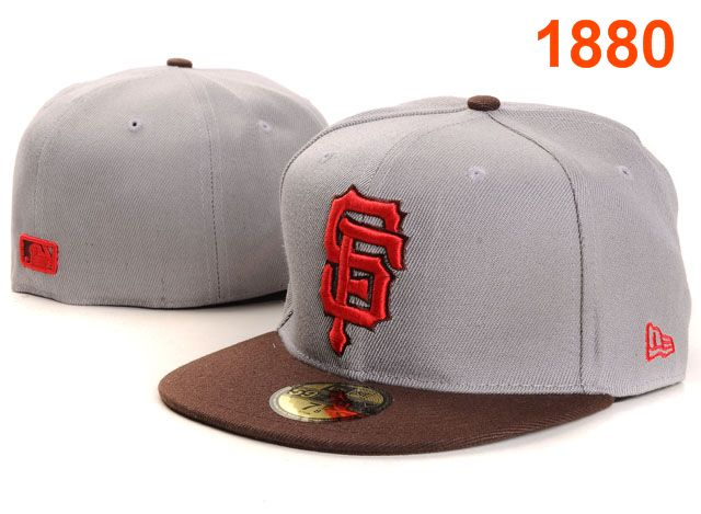 San Francisco Giants MLB Fitted Hat PT18