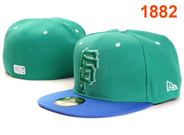 San Francisco Giants MLB Fitted Hat PT20