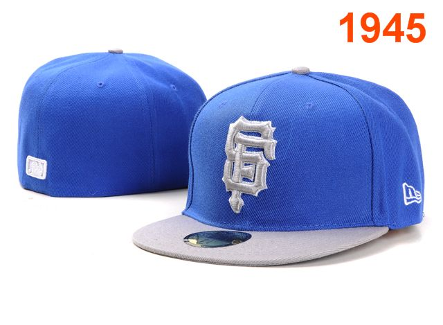 San Francisco Giants MLB Fitted Hat PT22
