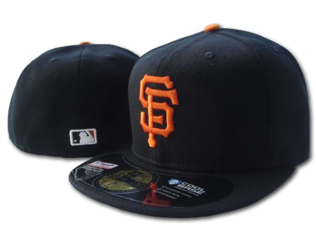 San Francisco Giants MLB Fitted Hat SF1