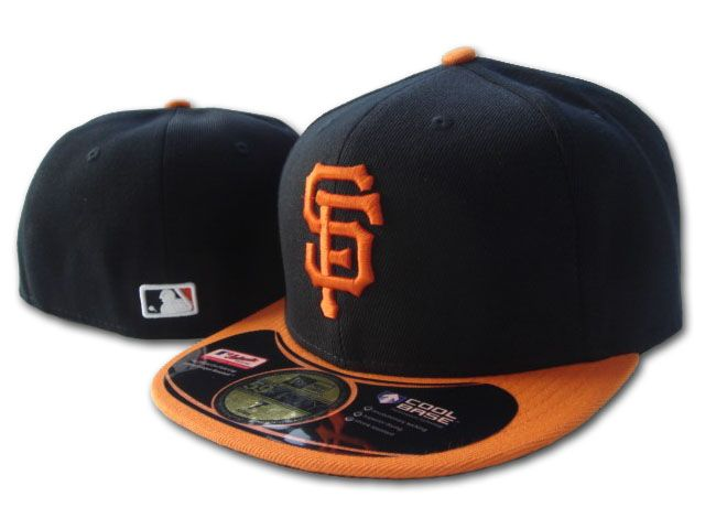 San Francisco Giants MLB Fitted Hat SF2