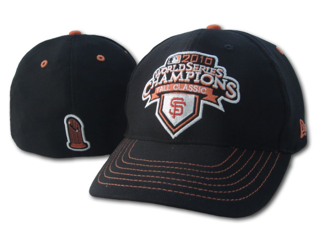 San Francisco Giants MLB Fitted Hat SF3