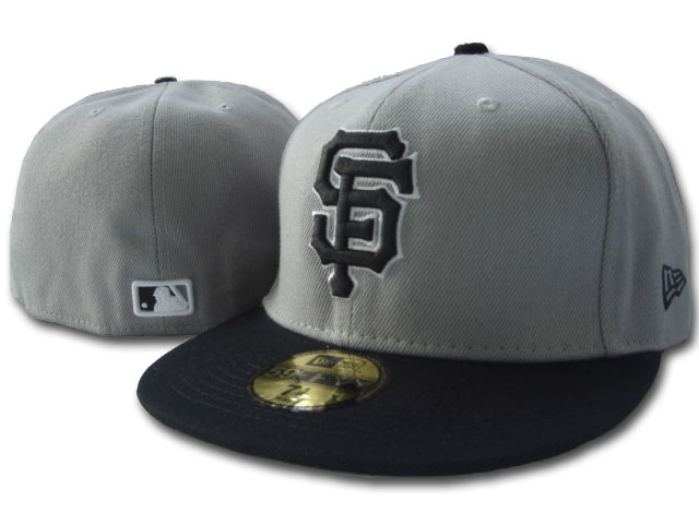 San Francisco Giants MLB Fitted Hat SF4