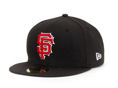 San Francisco Giants MLB Fitted Hat SF5