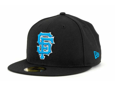San Francisco Giants MLB Fitted Hat ZY