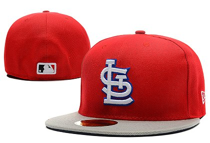 St.Louis Cardinals LX Fitted Hat 140802 0109