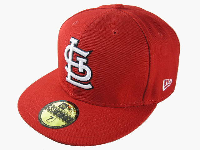 St. Louis Cardinals MLB Fitted Hat LX1