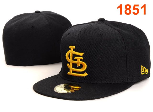 St. Louis Cardinals MLB Fitted Hat PT02