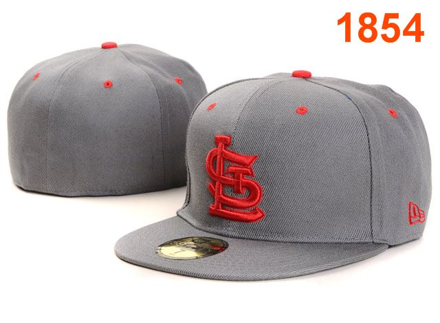 St. Louis Cardinals MLB Fitted Hat PT05