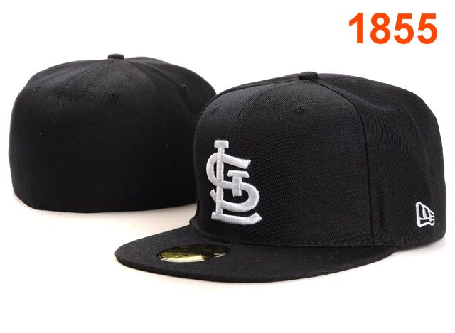 St. Louis Cardinals MLB Fitted Hat PT06