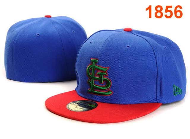 St. Louis Cardinals MLB Fitted Hat PT07