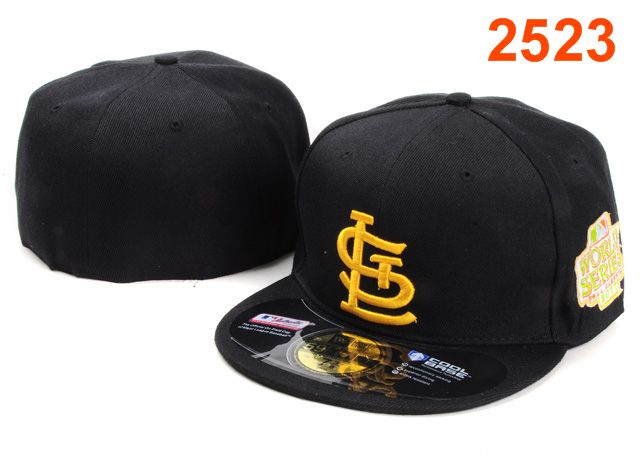 St. Louis Cardinals MLB Fitted Hat PT13