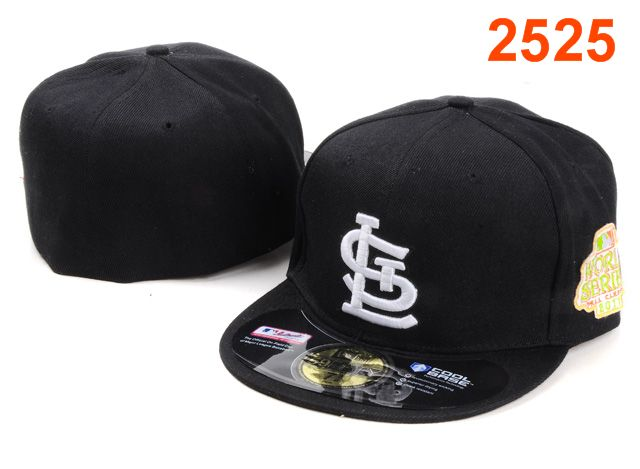 St. Louis Cardinals MLB Fitted Hat PT15