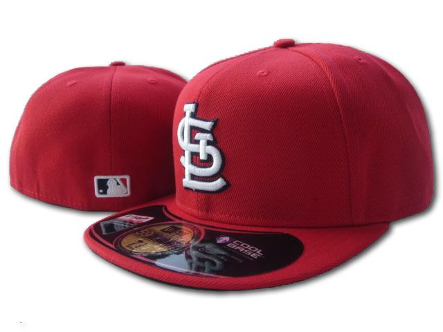 St. Louis Cardinals MLB Fitted Hat SF2