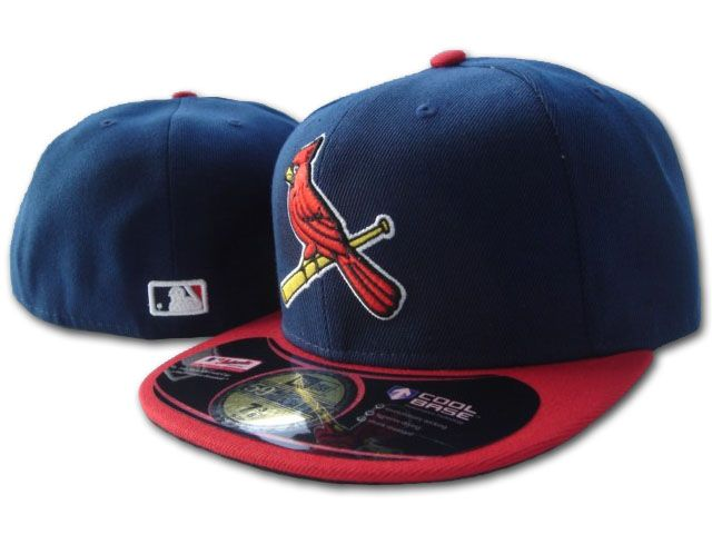 St. Louis Cardinals MLB Fitted Hat SF3