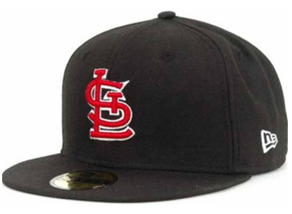 St. Louis Cardinals MLB Fitted Hat SF5