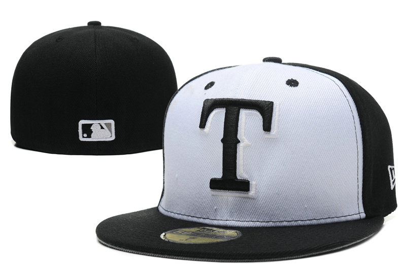 Texas Rangers Fitted Hat LX 0721