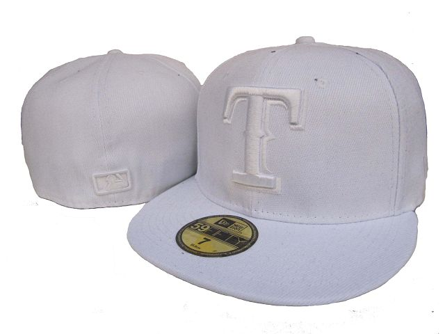 Texas Rangers MLB Fitted Hat LX3