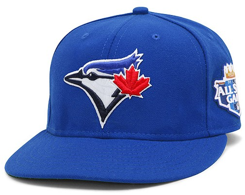 Toronto Blue Jays 2012 MLB All Star Fitted Hat SF05