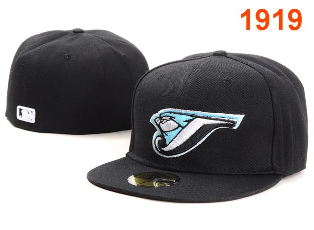 Toronto Blue Jays MLB Fitted Hat PT08