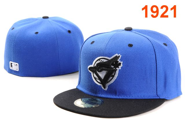 Toronto Blue Jays MLB Fitted Hat PT09