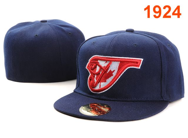 Toronto Blue Jays MLB Fitted Hat PT12