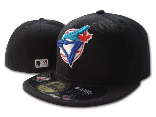 Toronto Blue Jays MLB Fitted Hat SF2