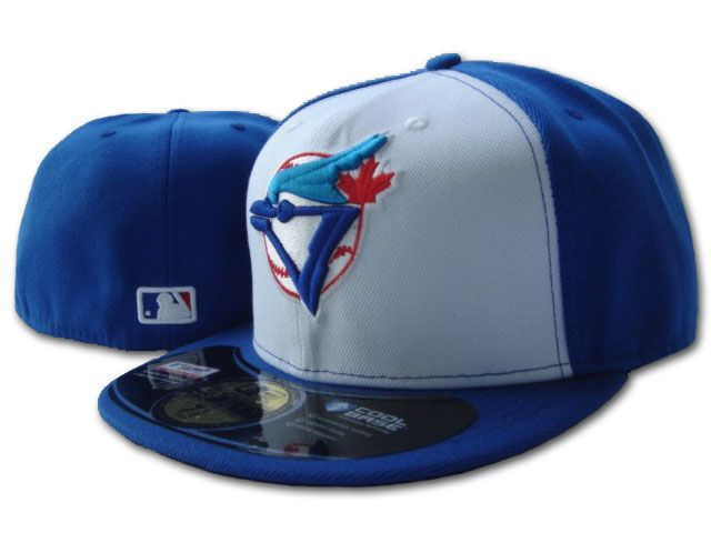 Toronto Blue Jays MLB Fitted Hat SF3