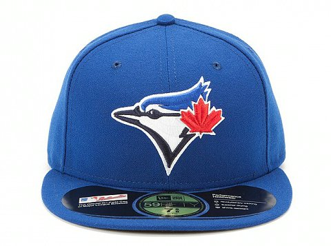 Toronto Blue Jays MLB Fitted Hat SF4