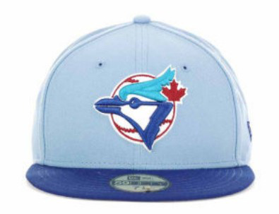 Toronto Blue Jays MLB Fitted Hat SF5