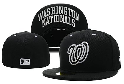 Washington Nationals LX Fitted Hat 140802 0105