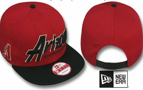 Arizona Diamondbacks MLB Snapback Hat 60D