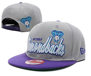 Arizona Diamondbacks MLB Snapback Hat SD1