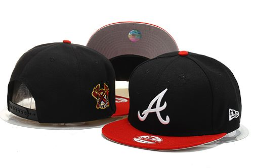 Atlanta Braves Snapback Hat YS 140812 23
