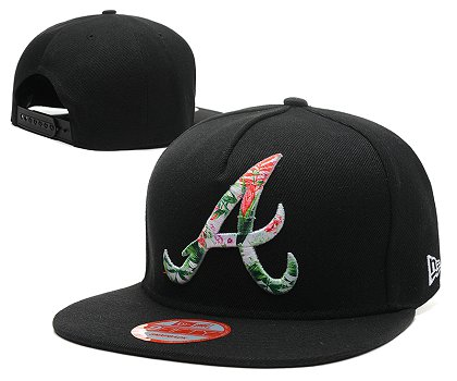 Atlanta Braves Hat SG 150306 1
