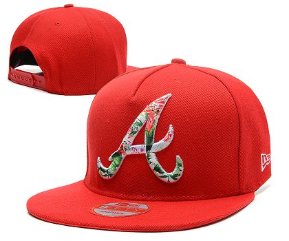 Atlanta Braves Hat SG 150306 11