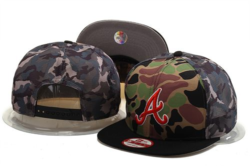 Atlanta Braves Hat XDF 150226 018