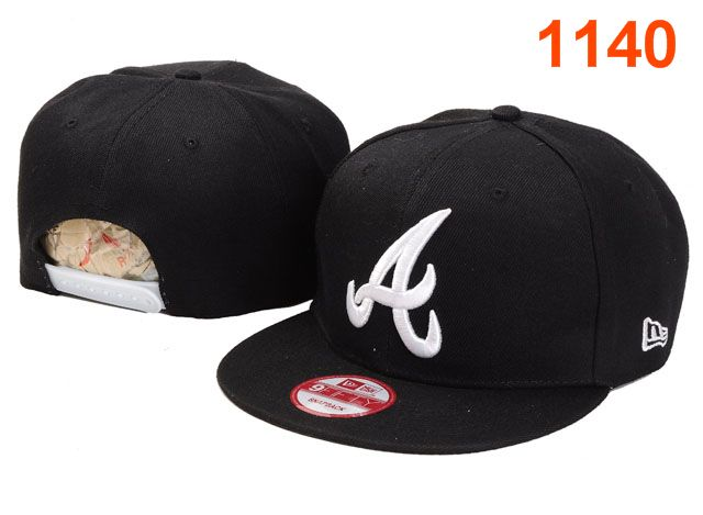 Atlanta Braves MLB Snapback Hat PT011