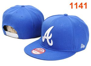 Atlanta Braves MLB Snapback Hat PT012